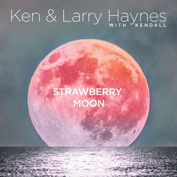 Cover art for Strawberry Moon